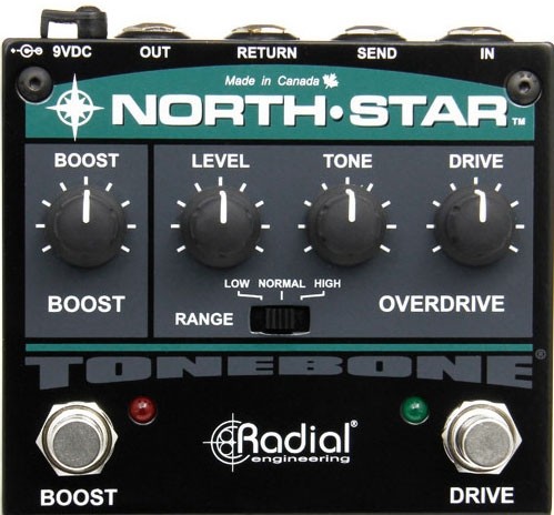 Radial Engineering North Star