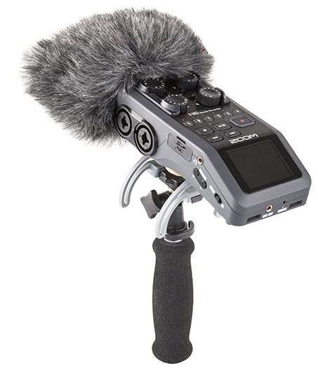 Rycote Audio Kit - Zoom H6 046023