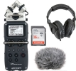 Zoom H5 Handy Recorder / Sennheiser HD 280 Kit