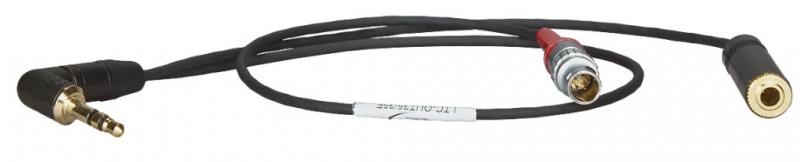 Ambient LTC-OUT35/35F Timecode-Out Cable