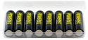 MAHA Energy Powerex AA MH8AAPRO 2700 mAh 8-Pack Rechargeable Batteries