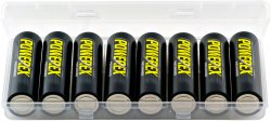 MAHA Energy Powerex Precharged MH8AAP-BH 2600 mAh 8-Pack Rechargeable Batterie