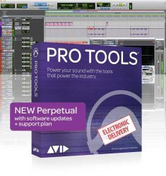 Avid Pro Tools with Annual Upgrade (Download)