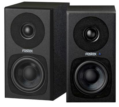 Fostex PM0.3H (Black) (Pair)