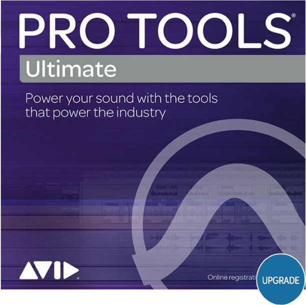 Avid Pro Tools | Ultimate Perpetual Licence Trade-Up (Boxed)