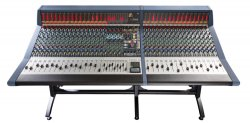 AMS Neve Genesys G64 Base Console - 64 Input, 32 Fader