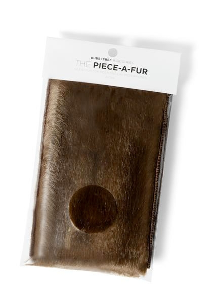 Bubblebee Industries The Piece-A-Fur (Brown)