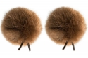 Bubblebee Industries The Twin Windbubbles - LAV Size 4 (Brown)
