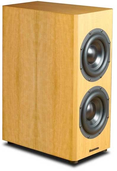 Bryston Mini T Sub (Natural Cherry)