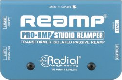 Radial Engineering ProRMP