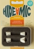 Hide-a-mic Holders for DPA 4060/4061/4071 (4-Set, White)