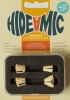 Hide-a-mic Holders for DPA 4060/4061/4071 (4-Set, Beige)