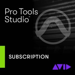 Avid Pro Tools 1-Year Subscription NEW with 1 Year Software Updates + Support Plan (Download)