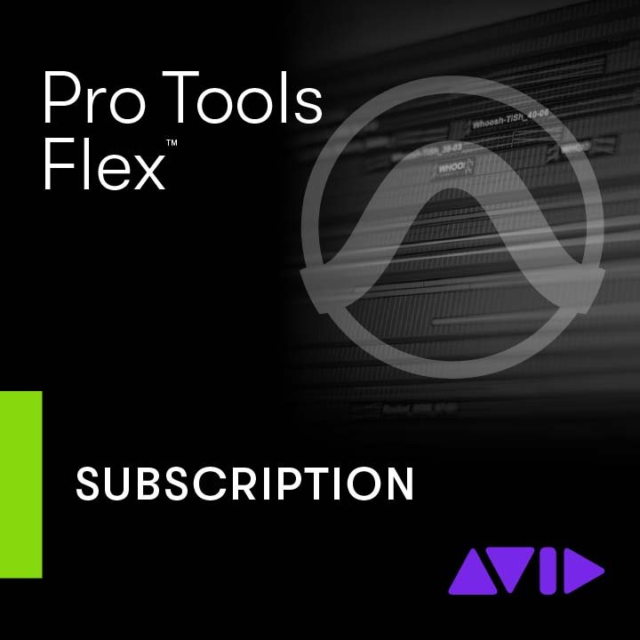 Avid Pro Tools | Ultimate 1-Year Subscription with 1-Year of Updates +  Support Plan NEW (Download)