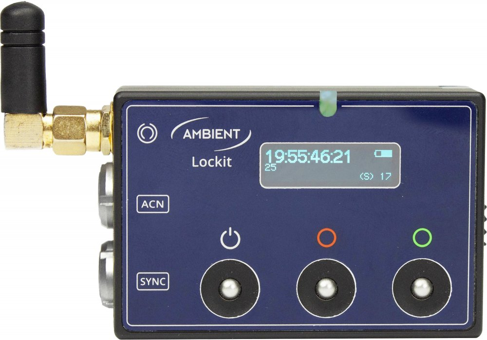 Ambient ACN-CL Lockit