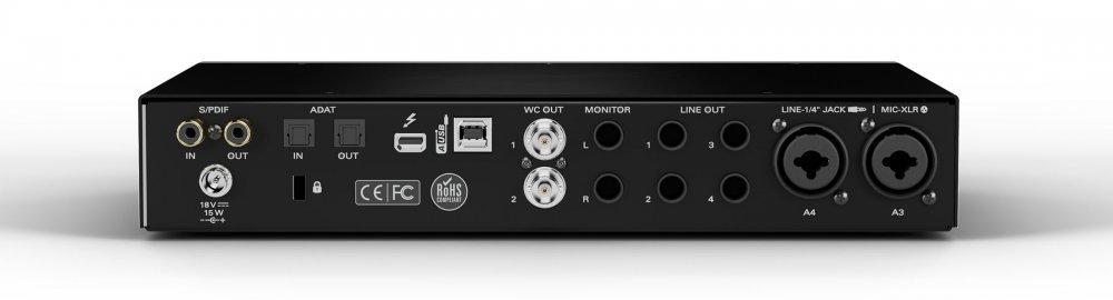 Antelope Audio Discrete 4 | Synergy Core