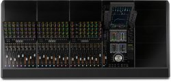 Avid S4 24-Fader Control Surface - 5 ft base