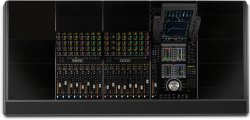 Avid S4 16-Fader Control Surface - 5 ft base