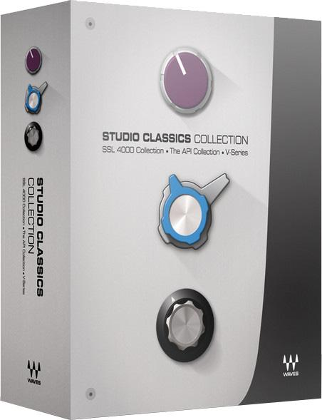 Waves Studio Classics Collection