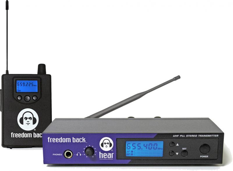 Hear Technologies Freedom Back System (Band A or B)
