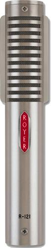 Royer R-121 Live