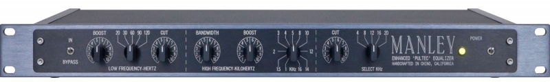 Manley Labs Enhanced Pultec EQ