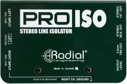 Radial Engineering ProISO