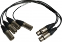 Smart Research HPF-Y Sidechain Filter Cable (pair)
