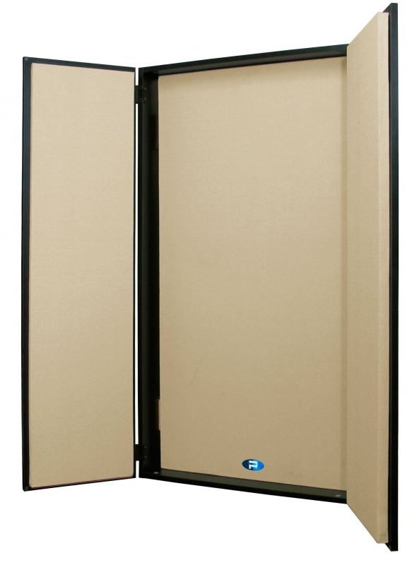 Primacoustic FlexiBooth Instant Voice-Over Booth beige