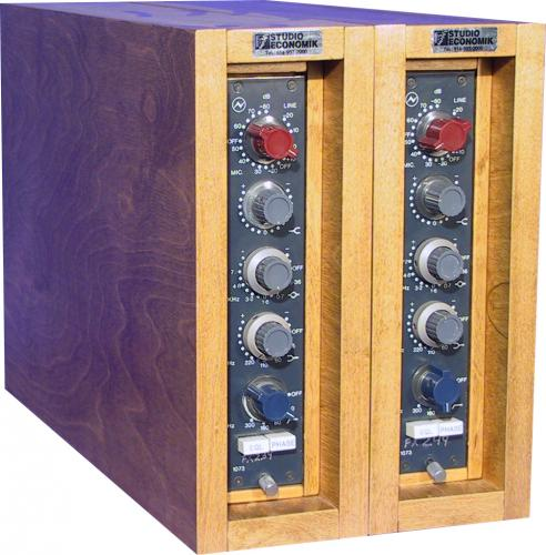 Neve 1073 Stereo Classic Vintage
