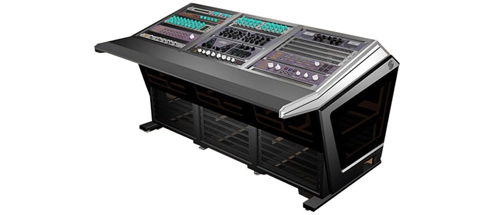 Sterling Modular Plan B - Audio Mastering Console