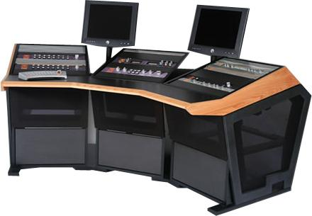 Sterling Modular Plan C - Audio Mastering Console