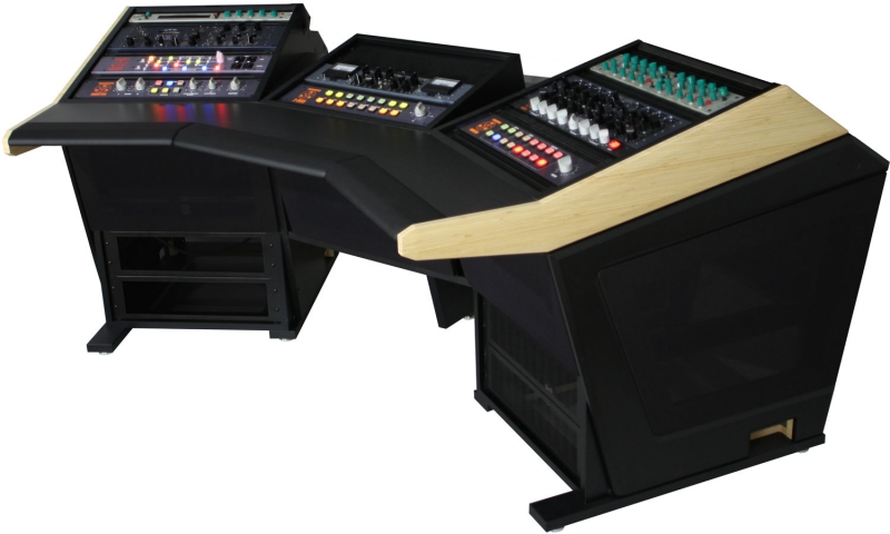 Sterling Modular Plan E - Audio Mastering Console
