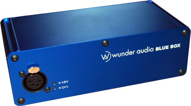 Wunder Audio Blue Box PSU