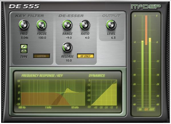 McDSP DE555 Native v6