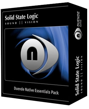 Solid State Logic Duende Native Essentials Bundle