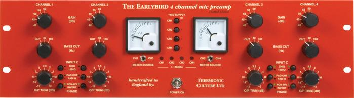 Thermionic Culture Earlybird 4