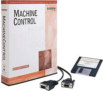 Avid Machine Control - Mac