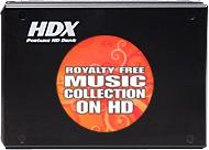 Sound Ideas Royalty Free Music Collection on hard drive
