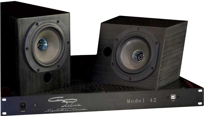 Pelonis Sound and Acoustics Model 42