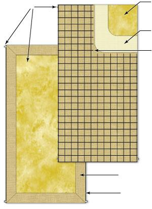 Primacoustic EndZone Protective Grid