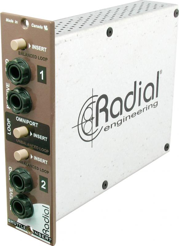 Radial Engineering Shuttle 500