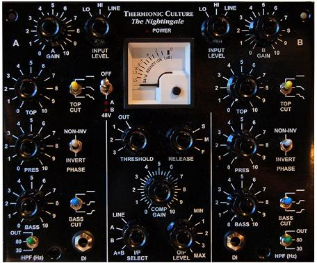 Thermionic Culture Nightingale