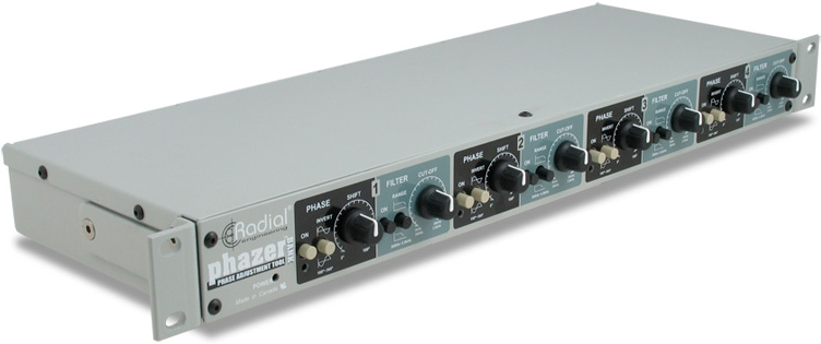 Radial Engineering PhazerBank