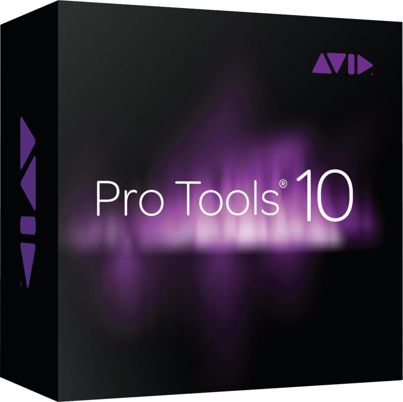 Avid Pro Tools HD8 Upgrade to Pro Tools HD10