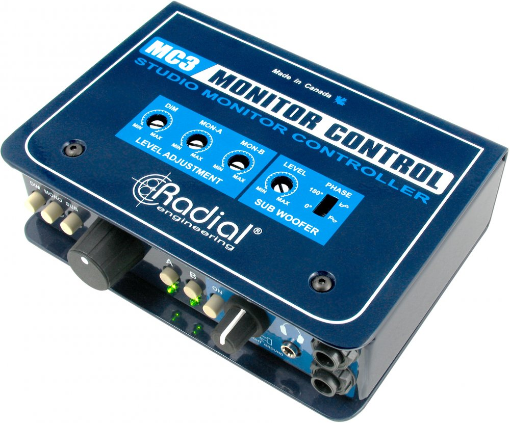 Radial Engineering MC3
