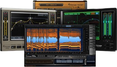 Izotope Studio & Repair Bundle | Studio Economik | Pro-Audio