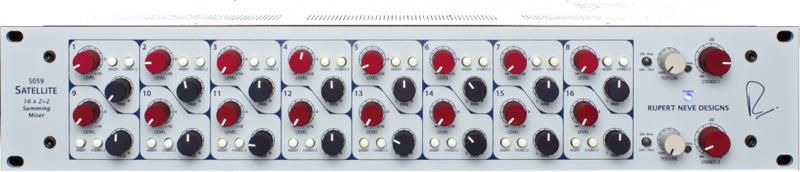 Rupert Neve Designs 5059 Satellite