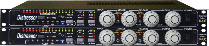 Empirical Labs EL8S Distressor Stereo Pair