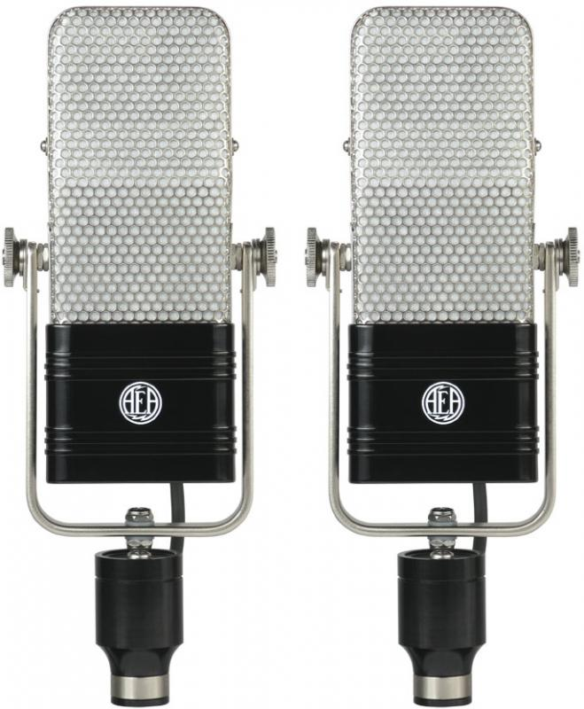 AEA R44CE Stereo Matched Pair